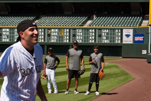 BSG warms up with the Rockies 03