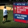 Hank Aaron # 715