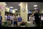 BSG in Rangers Clubhouse: Napoli