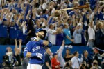Jose Bautista's Gm5 HR Bat Flip